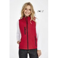 SOL'S - SOFTSHELL FEMME SANS MANCHES - RALLYE WOMEN