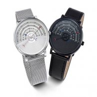 MONTRE HEMICYCLE PERSONNALISABLE