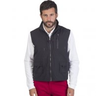 PEN DUICK - GILET MULTI-POCHES COUPE-VENT