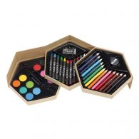 SET DE COLORIAGE COLOURFUL LEVEL PERSONNALISABLE