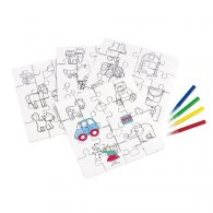 PUZZLE ENFANT PAINT YOUR PICTURE PUBLICITAIRE