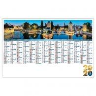 LIBRE CHOIX STRASBOURG - MAXI CC RIGIDE - 670X430MM - PERSONNALISABLE