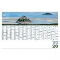 LIBRE CHOIX MONT SAINT MICHEL - MAXI CC RIGIDE - 670X430MM - PERSONNALISABLE