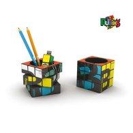 Rubik's cube -  Pot à crayons publicitaire - LE cadeau CE