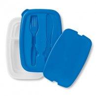 Maxandre - Lunch box et couverts personnalisable - LE cadeau CE