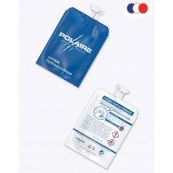 Pochon de lotion hydroalcoolique (25mL) publicitaire - LE cadeau CE