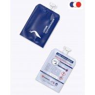 Firmine - Pochon de lotion hydroalcoolique (25mL) - stock personnalisable - LE cadeau CE