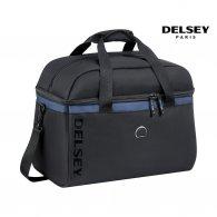 DELSEY - SAC DE VOYAGE CABINE EGOA publicitaire
