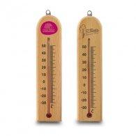 Woody - thermomètre en bois personnalisable - LE cadeau CE