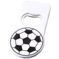 Foot - Décapsuleur ballon de football aimanté personnalisable