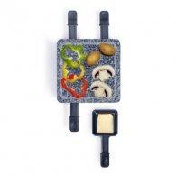 Perle - Raclette 4 personnes personnalisable - LE cadeau CE