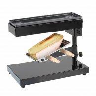 Emilian - Appareil à raclette traditionnel personnalisable - LE cadeau CE