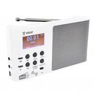 If - RADIO PORTABLE FM/DAB+ personnalisable - LE cadeau CE