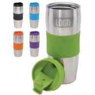 AU LAIT - 380 ml- Mug isotherme personnalisable - LE cadeau CE