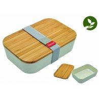 Akita - Bento en fibre de blé personnalisable - LE cadeau CE