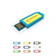 Spectra V2 - Clé USB doming quadri publicitaire - LE cadeau CE