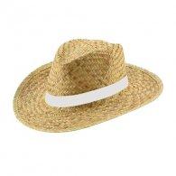 Godiva - Chapeau de paille naturelle publicitaire - LE cadeau CE