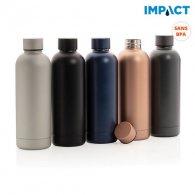 Vasco - 500 ml - Bouteille isotherme en acier personnalisable - LE cadeau CE