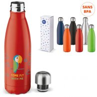 Jazz couleur - 500 ml - Bouteille isotherme personnalisable - LE cadeau CE