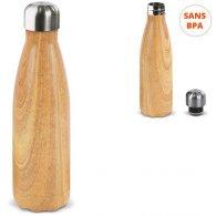 Jazz bois - 500 ml - Bouteille isotherme - LE cadeau CE