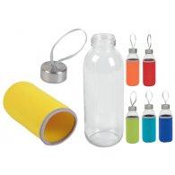 TAKE WELL - 450 ML - Bouteille en verre personnalisable - LE cadeau CE
