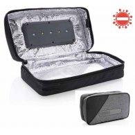 Ubert - Pochette de stérilisation UV-C portable personnalisable - LE cadeau CE