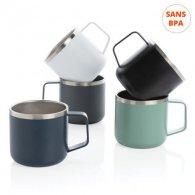 Tessa - Tasse en acier inoxydable personnalisable - LE cadeau CE
