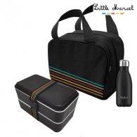 Little Marcel - Lunch box complète personnalisable - LE cadeau CE