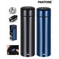 PANTONE - 500 ml - Gourde métal affichage digital publicitaire - LE cadeau CE