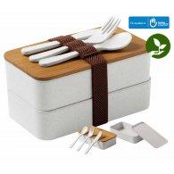 HANDICAP INTERNATIONAL - Bento bambou publicitaire - LE cadeau CE