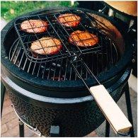 Gino - Grill de barbecue pour hamburger - LE cadeau CE