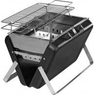 FRIENDLY- Barbecue malette au charbon de bois - LE cadeau CE
