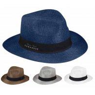 Spencer -Chapeau Panama publicitaire - LE cadeau CE