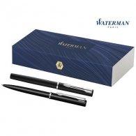 WATERMAN - Parure de stylos bille et roller Allure personnalisable - LE cadeau CE