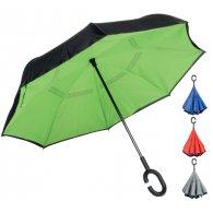 Flipped - Parapluie canne automatique personnalisable - LE cadeau CE