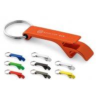 Keld - Porte-clés avec décapsuleur personnalisable - LE cadeau CE