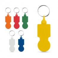 Luciola - Porte-clés jeton personnalisable - LE cadeau CE