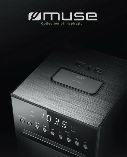 Catalogue Muse high-tech Muse