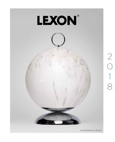 Catalogue Lexon