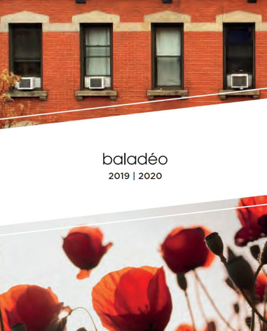 Catalogue Baladéo