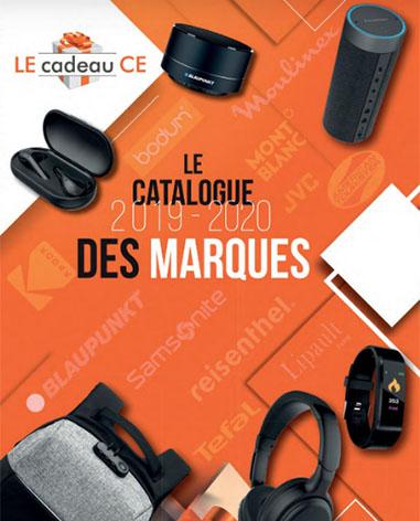 Catalogue des marques - 2019 2020 - LE cadeau CE