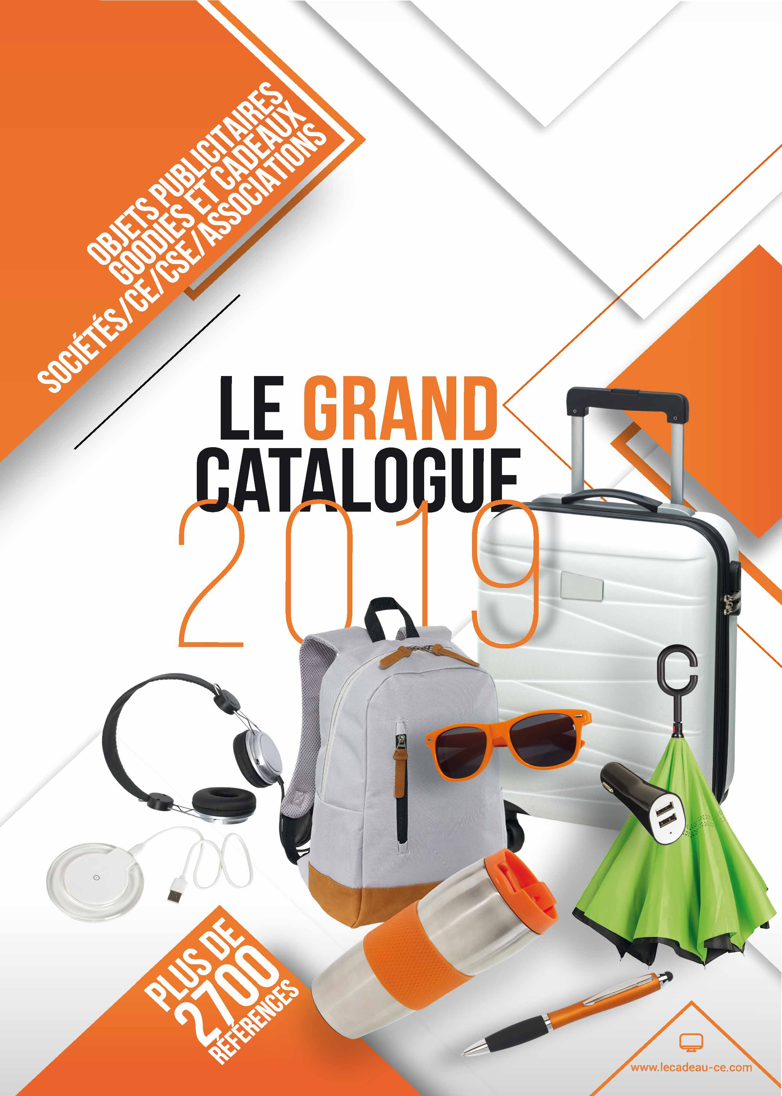 Le grand catalogue LE cadeau CE